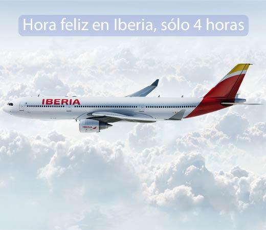Vuelos baratos de Iberia