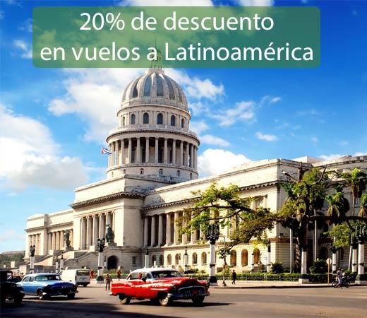 Oferta Iberia America