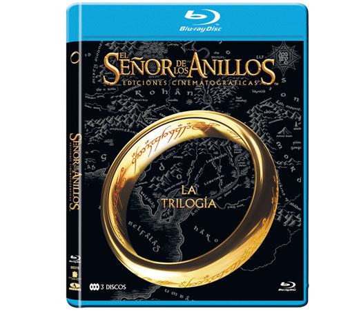 Señor de los anillos trilogia cinematografica