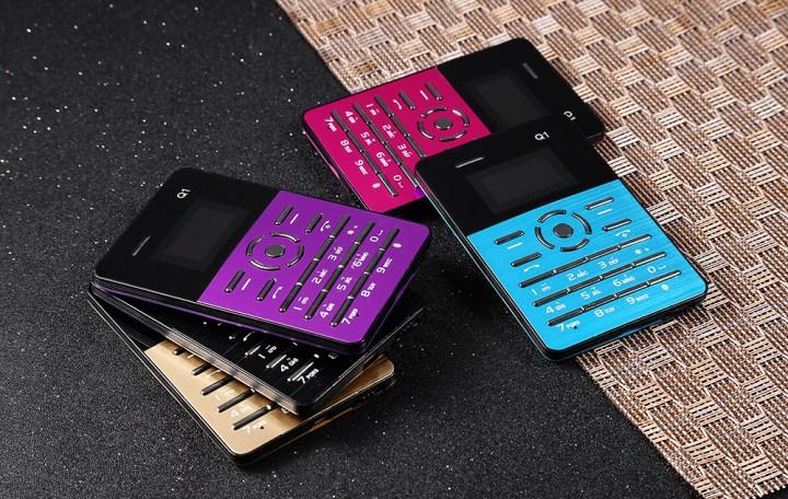 Card phone barato