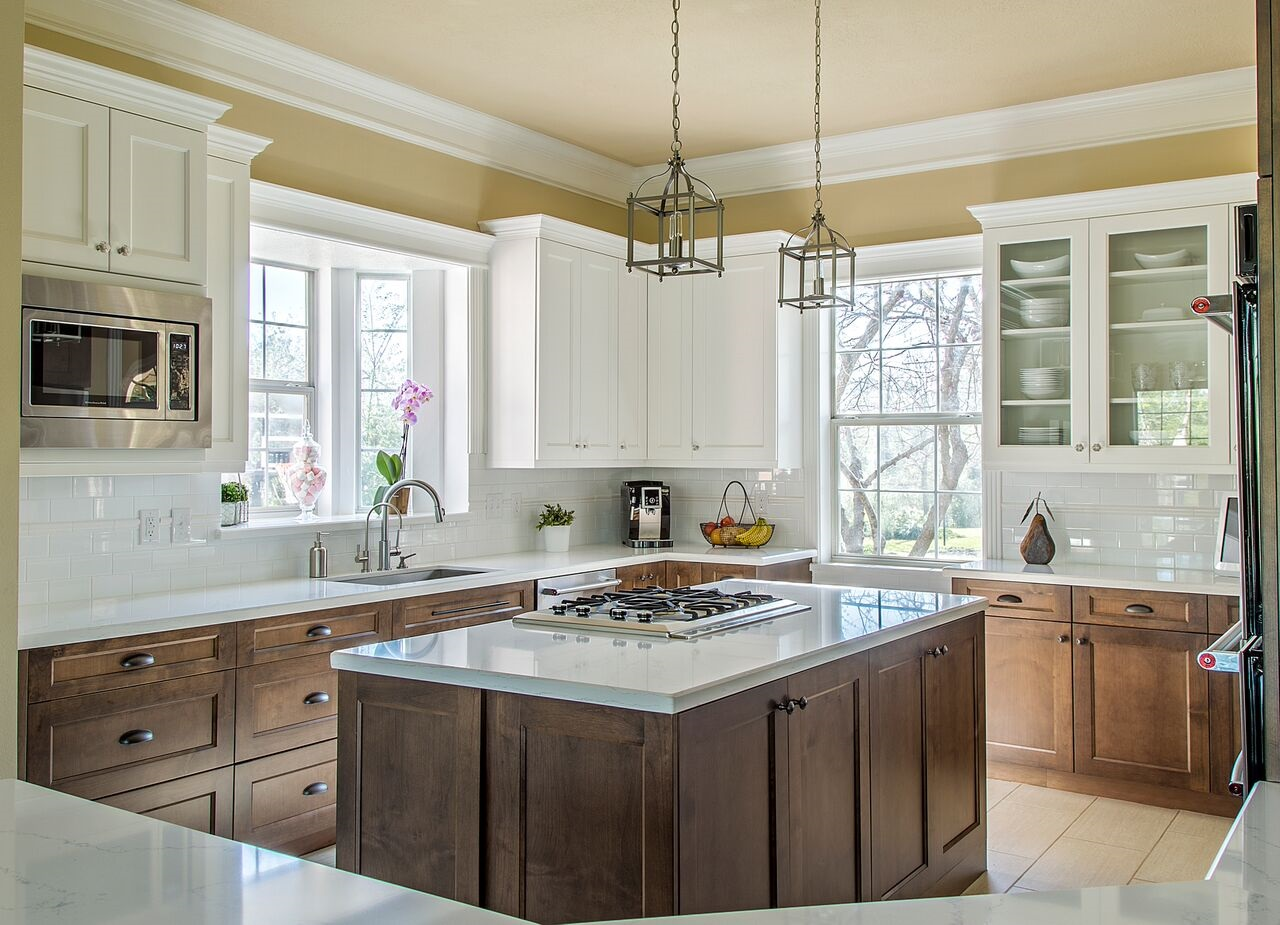Kitchen And Bath Design Education Award Winning Kitchen Keechi Creek Builderskeechi Creek
