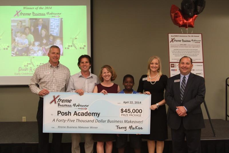 Posh Academy Winner 2014