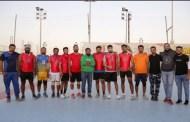 சவுதி அரேபியாவில் நடந்த வாலிபால் போட்டியில் கீழக்கரை வாலிபர்கள் இரண்டாம் இடம் பெற்றனர்!!