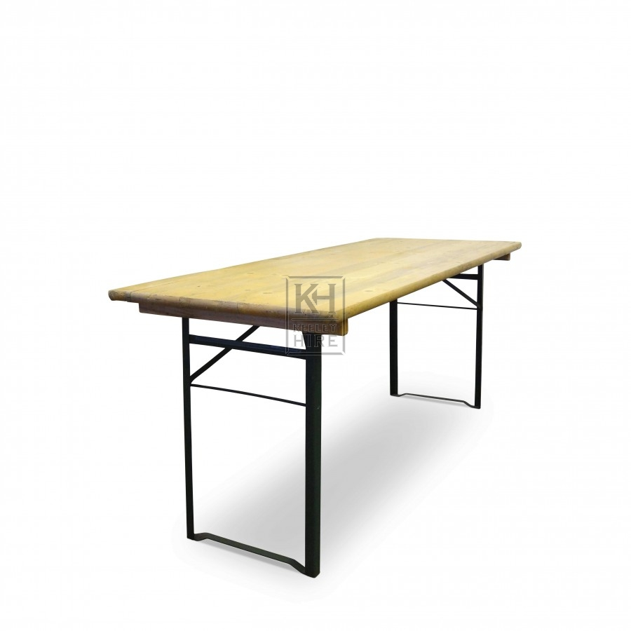 Trestle Table Legs Tables Prop Hire » Trestle Table With Folding Legs