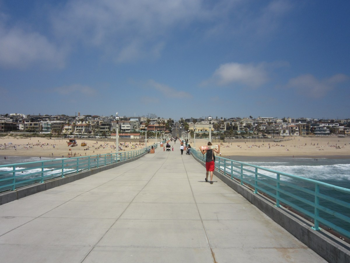 Living on The Strand, Manhattan Beach