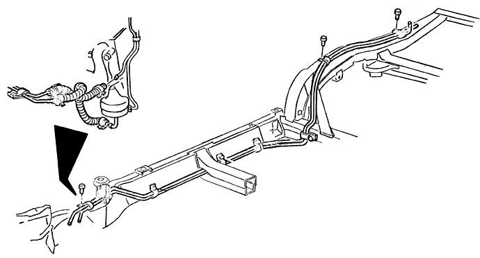 1969 corvette fuel filter return