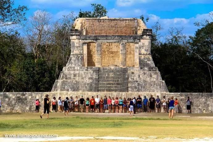 Chichen Itza Pyramid Mexico Kukulkan Cancun Tulum 13
