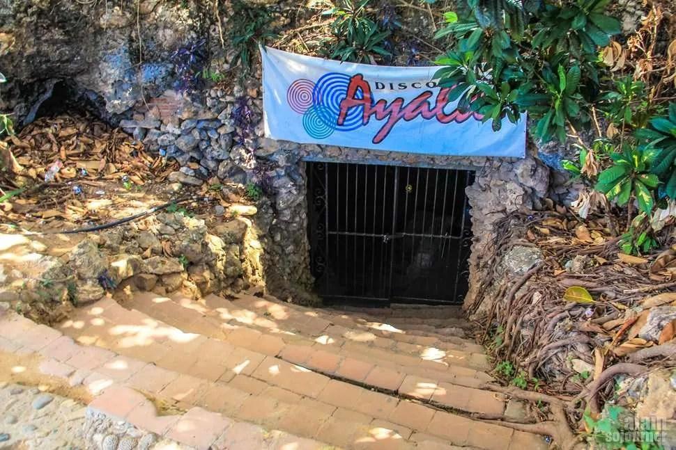 Disco Ayala is a disco place in Trinidad, Cuba.