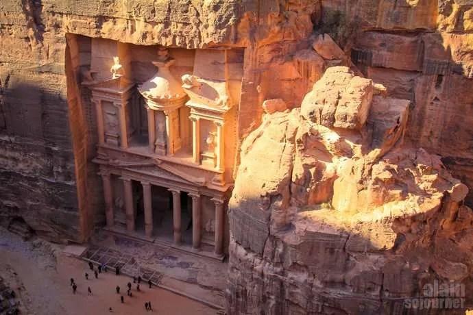 he Amazing Petra in Jordan