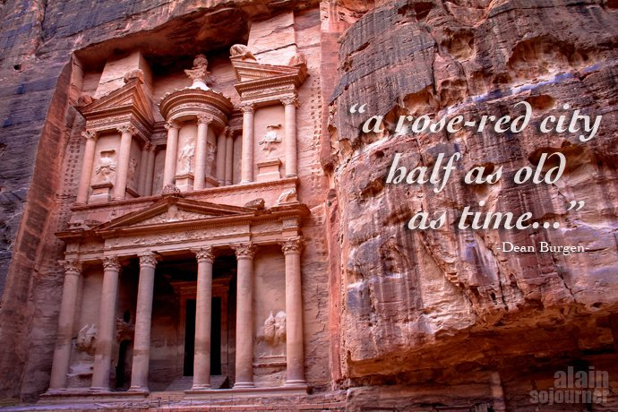 The Amazing Petra