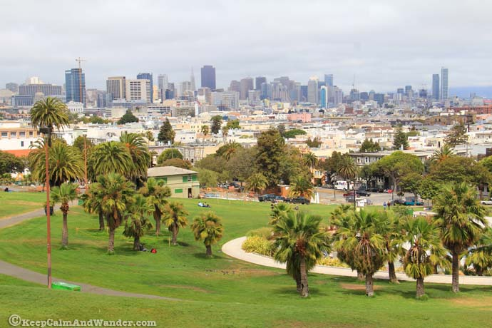 5 Reasons Why Should Check Out Dolores Park in San Francisco.