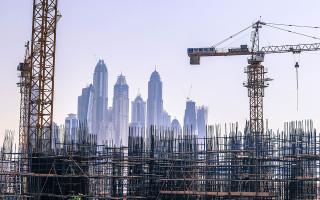 Dubai Under Construction - A City Built for Record-breaking Superlatives.