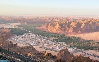 Al Ula the Grand Canyon of Saudi Arabia?