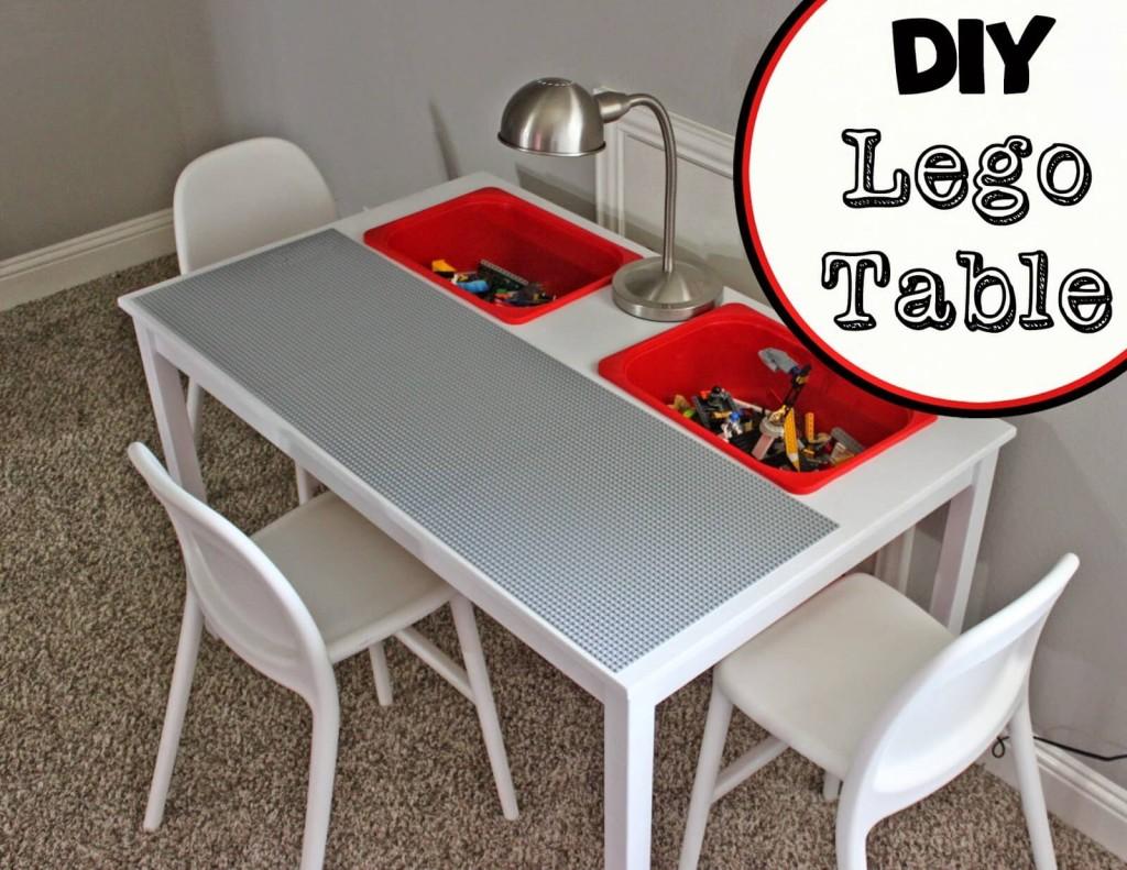 Lego Tables Ikea Hacks Storage Keep Calm Get Organised