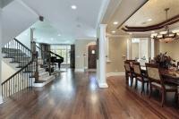 Hardwood Flooring in Living Area Ideas  Keeping it Simple