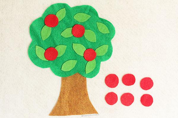 felt-apple-tree