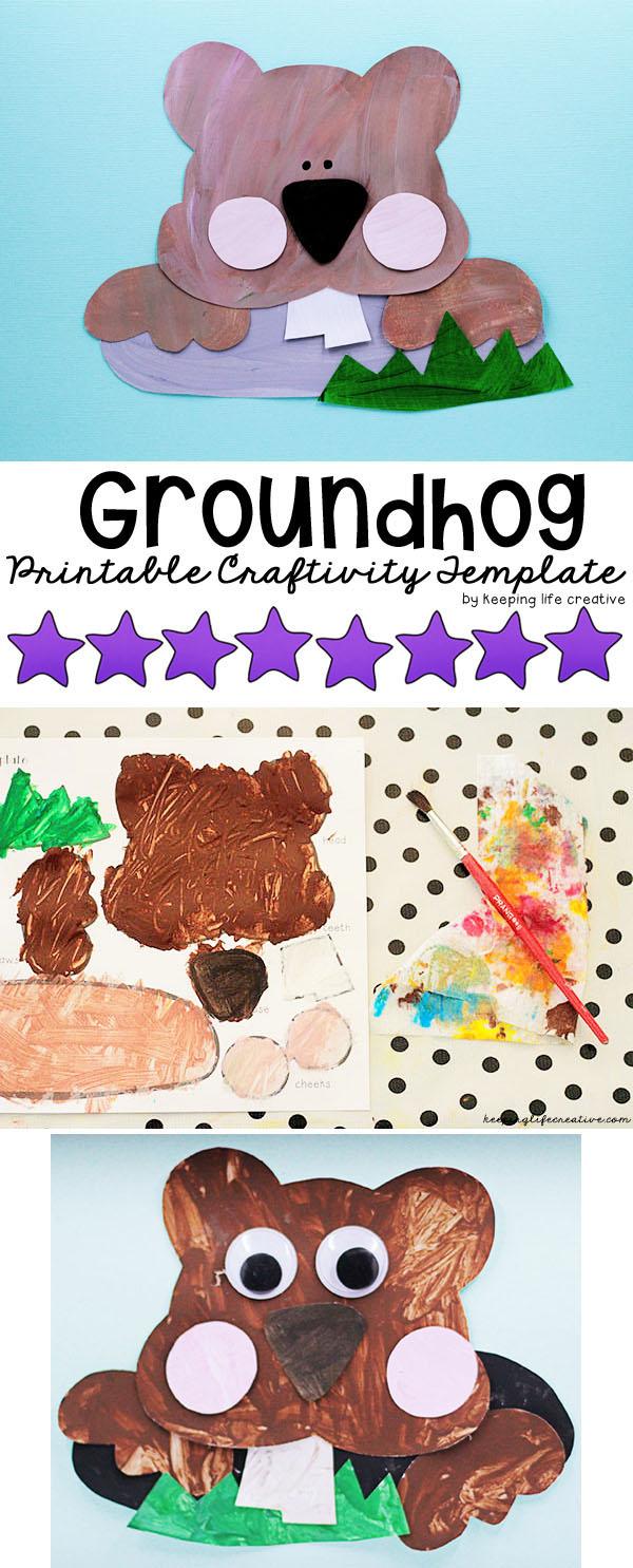 groundhog pinterest