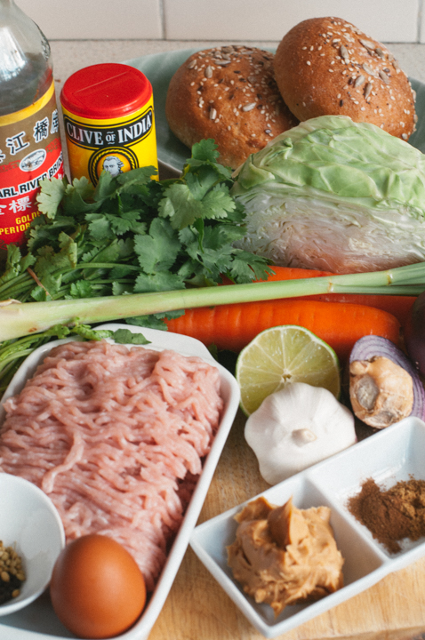 Satay Chicken Burgers and Bringing Home The Bacon – Keeping Up With ...