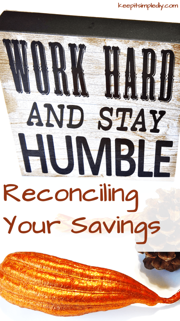 reconciling-your-savings