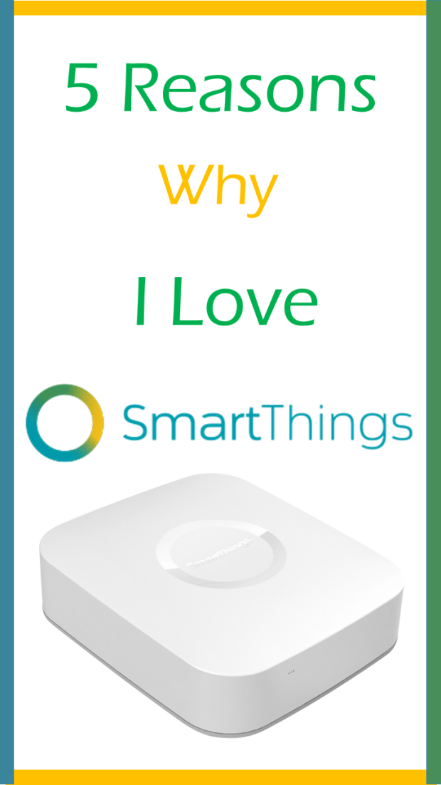 5 Reasons Smart Things