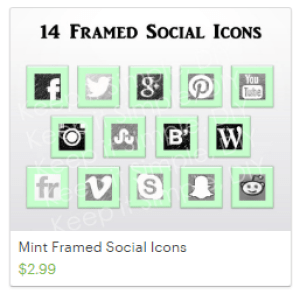 Mint Icons