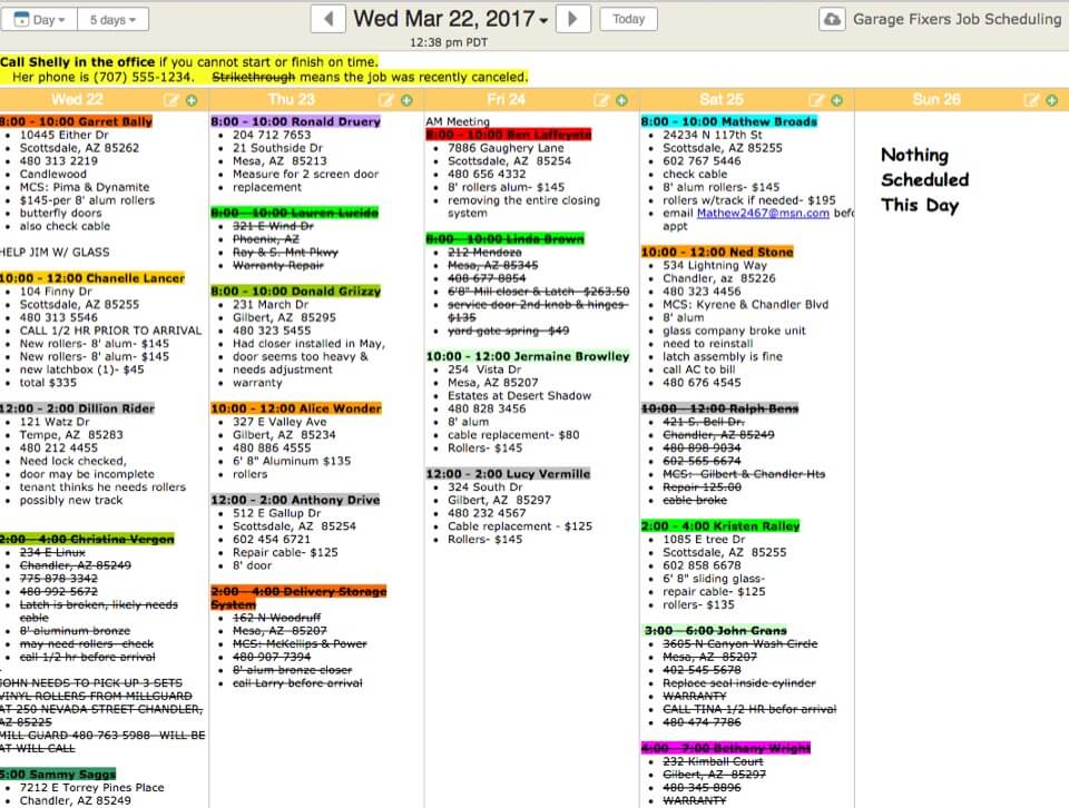 Screenshots  Live Sample Calendars KeepandShare