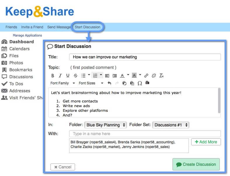 Group Online Calendar Collaboration Same Page Online Collaboration Software For Project Simple Online Group Discussion Software Keepandshare