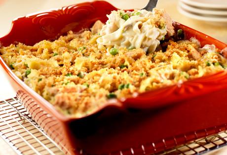 Paleo Campbell's Tuna Noodle Casserole