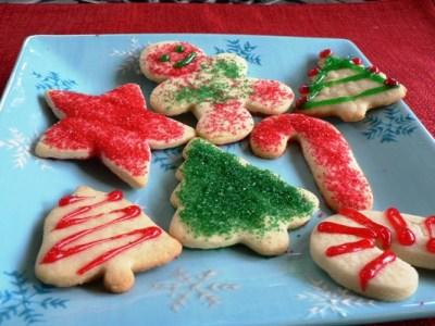Christmas Cutout Sugar Cookies Recipe : : Food Network   KeepRecipes: Your Universal Recipe Box