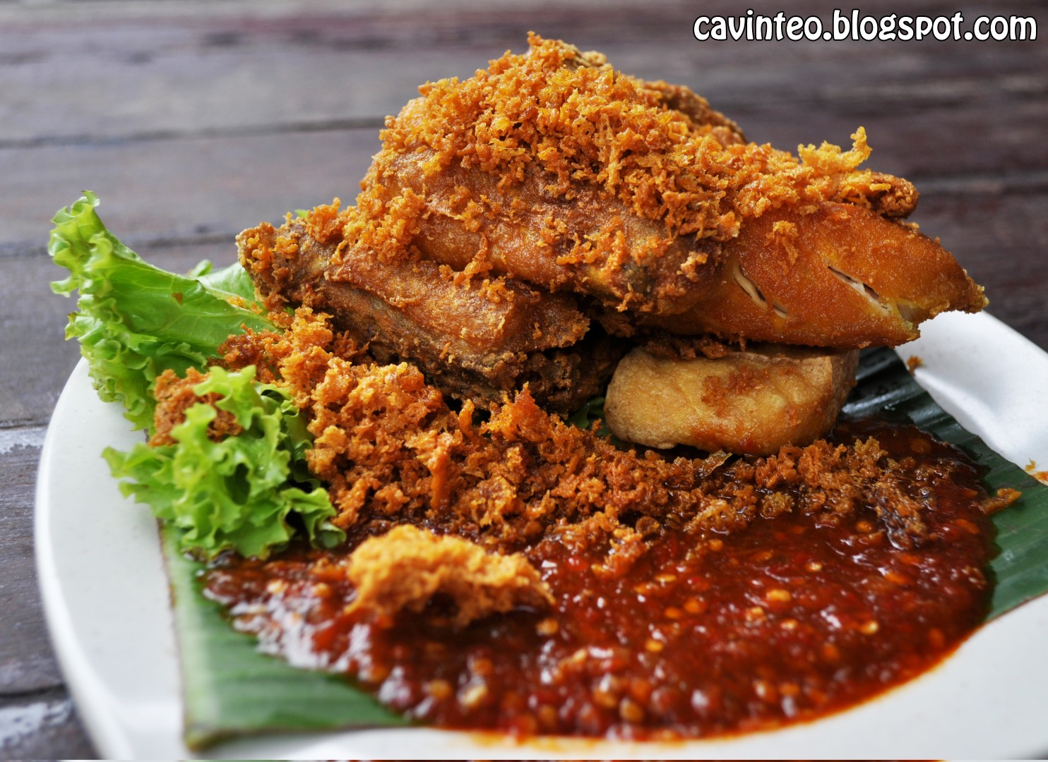 Chicken Ingredients Ayam Penyet | Keeprecipes: Your Universal Recipe Box