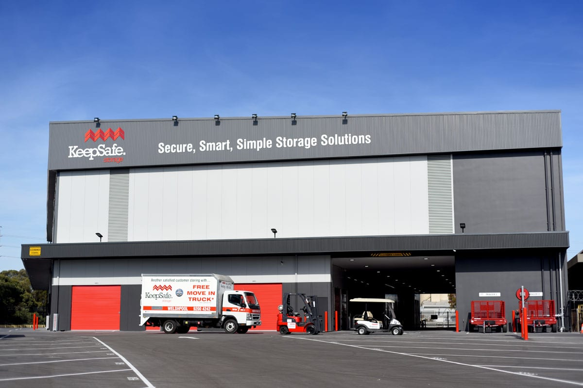 Storage Rental Perth Secure Affordable Storage Self Storage Perth Keepsafe Storage