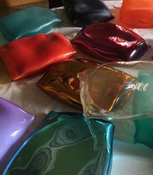 glass pillows