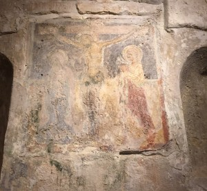 Ancient fresco