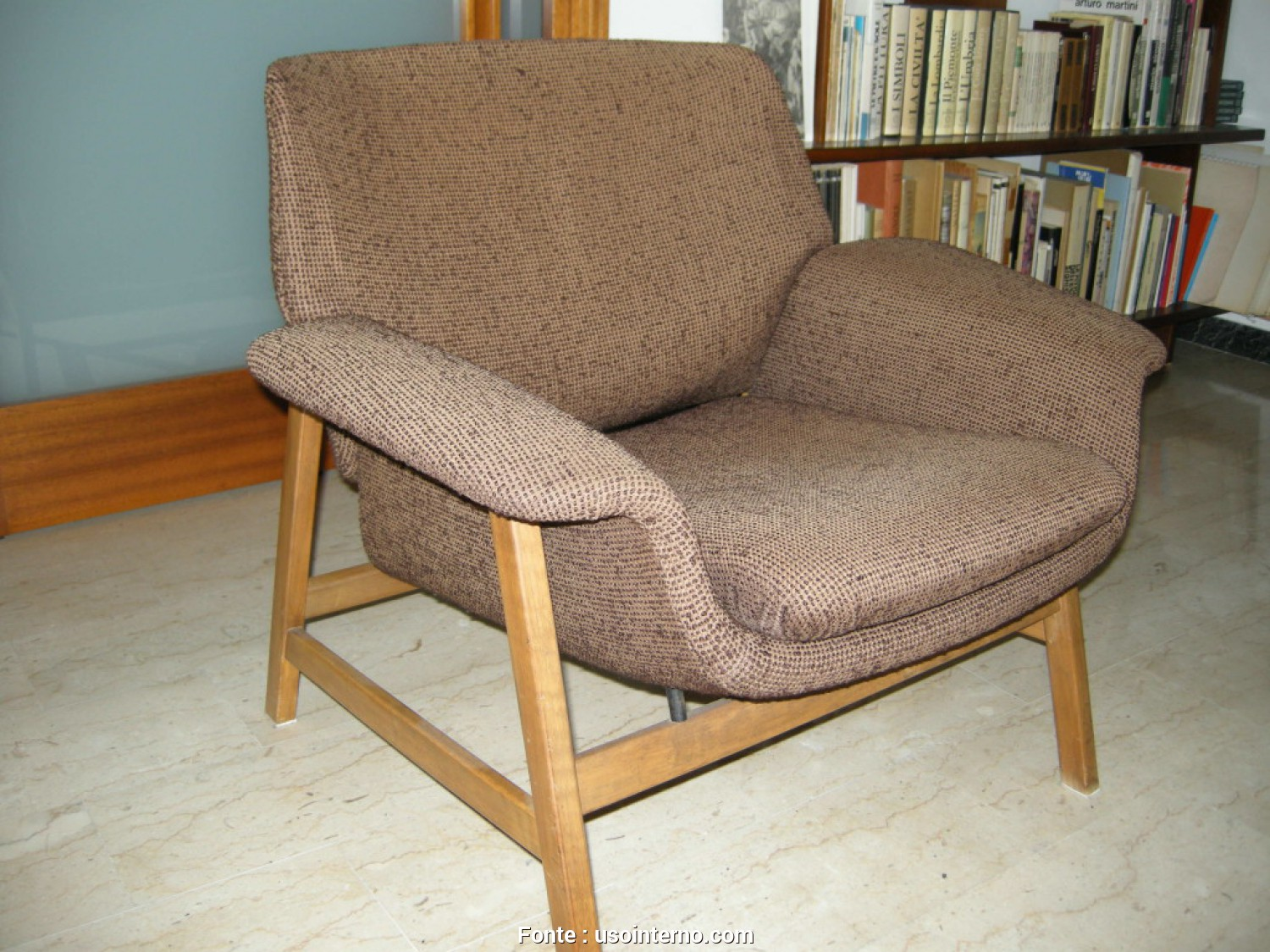 Sedia Cassina Vintage Migliore 5 Poltrone Cassina Vintage Keever For Congress