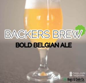 belgian ale recipe