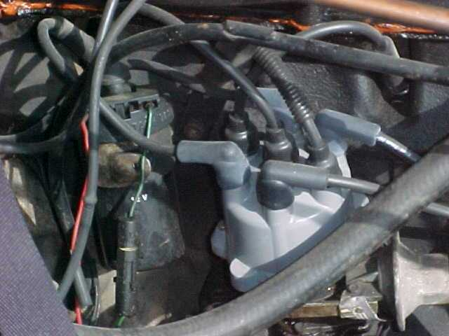HEI Ignition Upgrade for the AMC 258