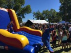 Bouncy Houses for the kids