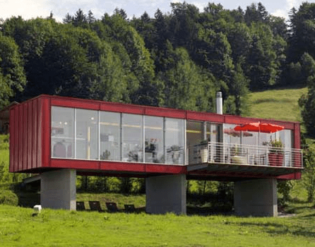 Shipping Container Homes Have Become A Global Trend