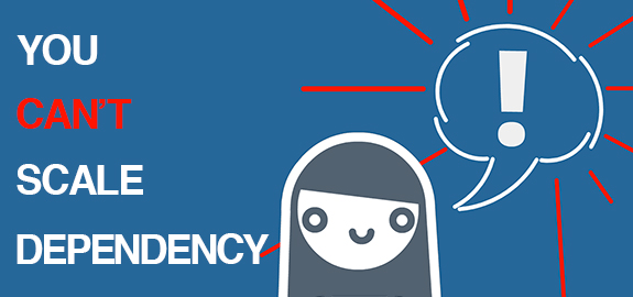 [Video] You Can't Scale Dependency