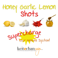 Raw Honey Garlic Lemon Shots: A Simple Recipe To Supercharge Your Immune System