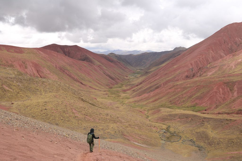 Inkas Küche Rezepte {travel Peru} Vom Rainbow Mountain Durch Das Red Valley