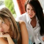 AMGHBB two girls arguing