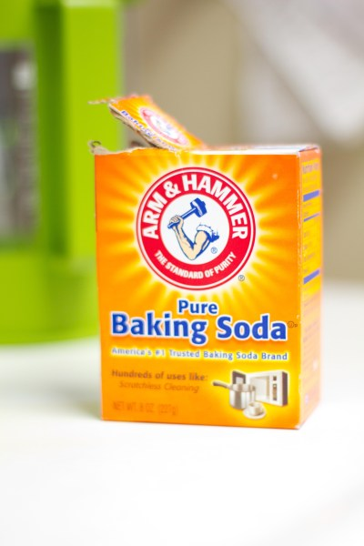 baking soda | making more from less