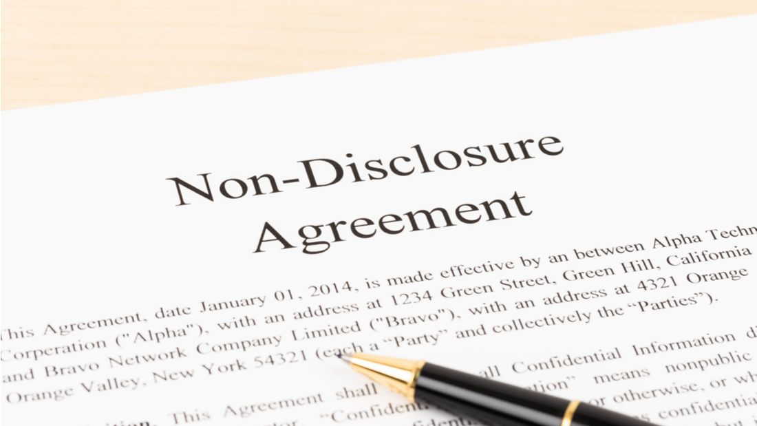 Elements of a Non-Disclosure Agreement - non disclosure agreements