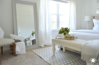 Guest Bedroom Reveal: The White Room