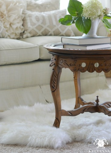 Decorating with Sheepskin and Cowhide