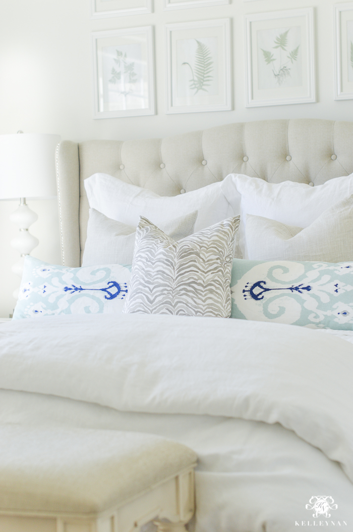Decked and Styled Spring Home Tour - Kelley Nan - cover note