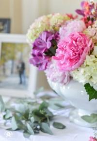 Ideas to Throw an Indoor Garden Party Bridal Shower ...