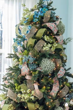 Small Of How To Decorate A Christmas Tree With Ribbon