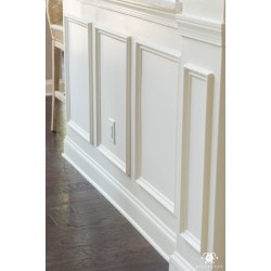 Small Crop Of Picture Frame Molding